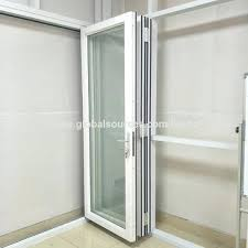 sliding foldable door china aluminium sliding folding door cnr sliding folding door fittings sliding folding door
