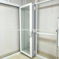 sliding foldable door china aluminium sliding folding door cnr sliding folding door fittings sliding folding door