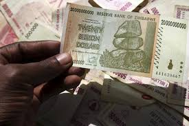 Zimbabweans fear they'll go back to their old currency. Philimon Bulawayo /  Reuters
