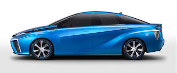 toyota new car release 2015Think Smart  Blog Archive  Toyota FCV Fuel Cell Concept Moves Ahead