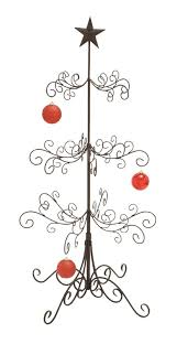 Christmas Ornament Display Stands New Gorgeous Christmas Ornament Display Tree Trees Metal Stands How To