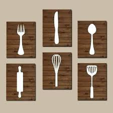 big fork and spoon big fork and spoon wall decor amazing design utensil wall decor art