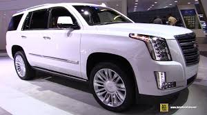 2018 cadillac pickup truck. modren truck 2017 cadillac escalade platinum  exterior and interior walkaround 2016  la auto show youtube for 2018 cadillac pickup truck