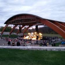 Blurry View From The Top Picture Of Bluestem Amphitheater