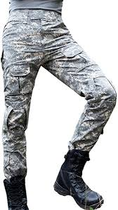 <b>Yollmart</b> Men's Military-Style Army Cargo Pants Outdoors Pants at ...