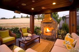 simple outdoor fireplace decor simple surprising outdoor propane fireplace decorating ideas gallery in patio