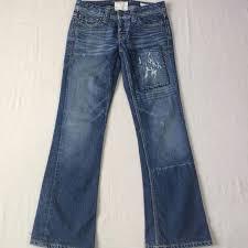 Taverniti So Jeans Patti Jeans Size 27 Boot O2