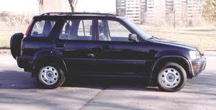 1997 2001 Honda Cr V Engine Fuel Economy Maintenance Tips