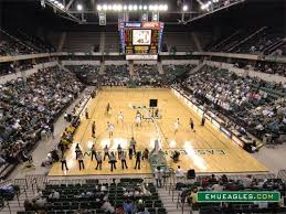 Eastern Michigan University Convocation Center Seating Chart Michigan March Madness Eastern Michigan Universitys