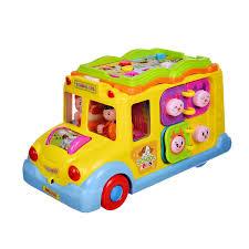 Đồ chơi xe bus thông minh No.5796 - KidsPlaza.vn