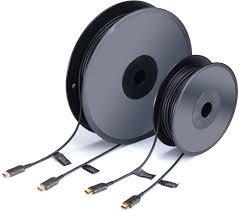 Купить <b>Кабель HDMI Inakustik Exzellenz</b> Optical Fiber Cable 100 м ...