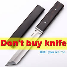 Top Quality Outdoor Knife High Hardness <b>D2 Steel</b> Knife Field ...