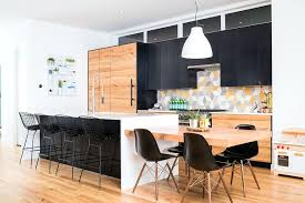 kitchen island with table extension kitchen island extension with black mid  century chairs kitchen island table . kitchen island with table extension  ...