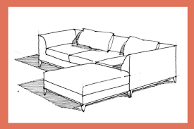 couch drawing. Soaf-9 Couch Drawing