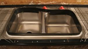Concrete Sink Diy How To Make Concrete Countertops Countertop Concrete And Sinks