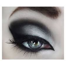 goth makeup tutorial liked on polyvore featuring beauty akeup