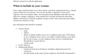 Famous Create Job Resume Tags Create Your Resume For Free Free