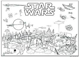 Chewbacca Coloring Pages Vudfiullinfo