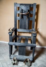 Image result for electric chair
