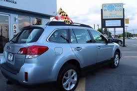 subaru outback 2014 blue. 2014 subaru outback all wheel drive fog lamps one owner clean carfax blue