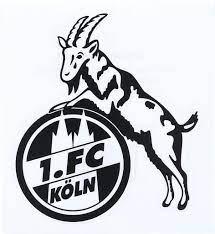 O clube foi fundado em 13 de fevereiro de 1948 por fusão dos clubes de futebol köln bc 01 e spvgg sülz 07. 1 Fc Koln Aufkleber Transparent Schwarz Kaufland De