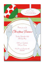 christmas dinner invitation card design idea dining set christmas invitations elegant and fancy christmas party invitation card colorful motifs and colorful font