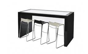 Table Bar Et Chaises Affordable Table De Bar Avec Chaises With