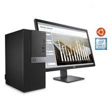 Dell Optiplex Comparison Chart Dell Optiplex 5060 Mini Tower Core I5 8th Gen 4 Gb Ddr4 1 Tb Hdd Odd Ubuntu 19 5 Inch Monitor 3 Years Warranty