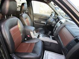 2008 ford escape xlt leather seats clean carfax vehicle photo 11