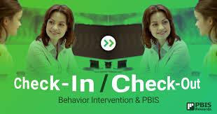 Check In Check Out Behavior Intervention Pbis Pbis Rewards