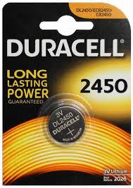 <b>Батарейка CR2450 Duracell</b> 3V - купить в Санкт-Петербурге и РФ ...