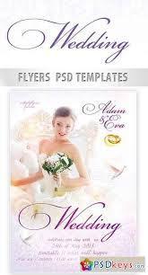 wedding flyer psd template facebook cover 2 free
