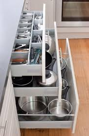 Kitchen Drawer Organizers Ikea Kitchen Organize Pots And Pans In Cabinet Pots And Pans
