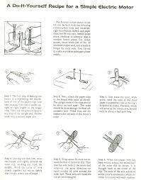 electric motor physics. E. Electric Motor Project I Physics 2