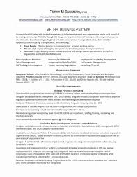 Resume Template 1 Year Experience Unique Gallery Software Developer