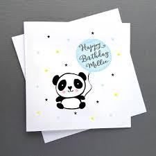 Millie Pink <b>Name</b> Sticker <b>DIY Greeting</b> Card Toppers Personalise ...