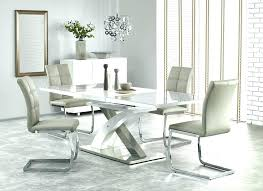 round extendable dining table and chairs extendable glass dining table extendable glass dining table extending glass