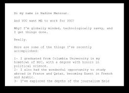 video resume script
