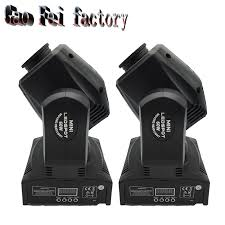 (2pcs/lot)<b>Mini</b> Spot <b>60W LED</b> Moving Head Light With Gobos ...