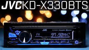 jvc kd x330bts single din radio no cd player!!! youtube JVC KD R530 Wiring-Diagram at Jvc Kd S550 Wiring Diagram