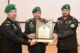 تكريم الوحدات المتميزة في الحرس الملكي   صحيفة المواطن الإلكترونية