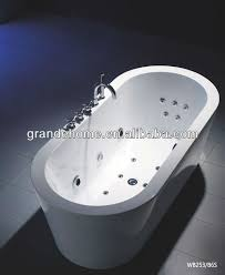 exciting clunch impressive stand alone jacuzzi tub free standing within jetted bathtub idea 17