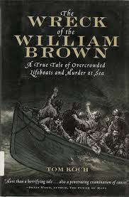 ethics of a sinking lifeboat abandon ship and the case of the a year later in philadelphia holmes the only crewman from the longboat to be found was brought to trial for the murder of one of the passengers