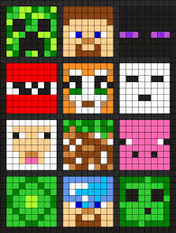 Minecraft Patterns