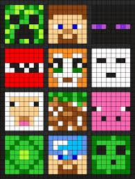 Minecraft Patterns