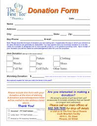 sponsorship forms for fundraising form for donation military bralicious co
