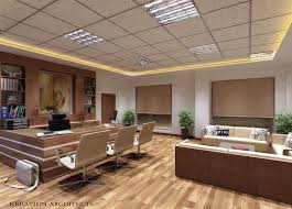 Office Design Interior Delectable Luxury Director Office Interior Office Interior Design Urbanhomez