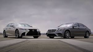 2018 Lexus - LS Luxury Sedan - Luxury Sedan