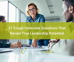 Interview Question What Do You Do For Fun 21 Interview Questions That Assess Leadership Potential