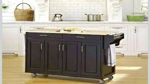 Kitchen Island Table On Wheels With Casters Modern Idea 6 Scrumrfcom